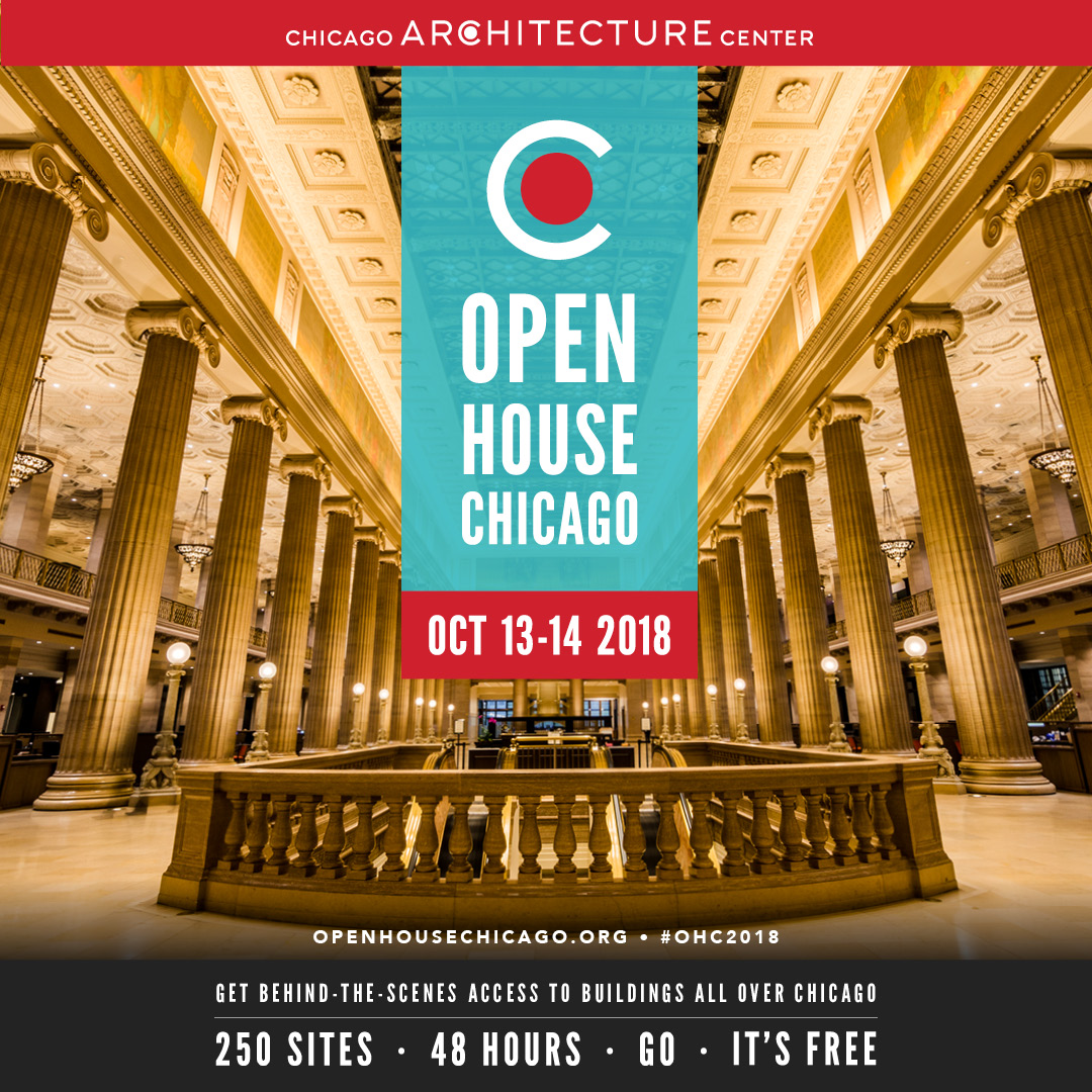 Open House Chicago 2018: Loyola Information Commons