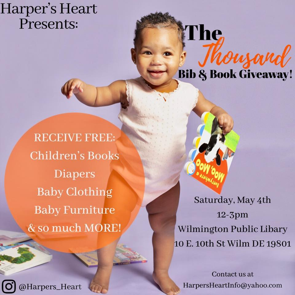 The Thousand Bib & Book Giveaway