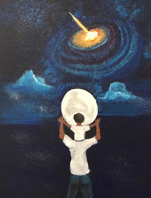 (PROGRAM FULL)Painting In Harmony- Children and Teen Paint Night