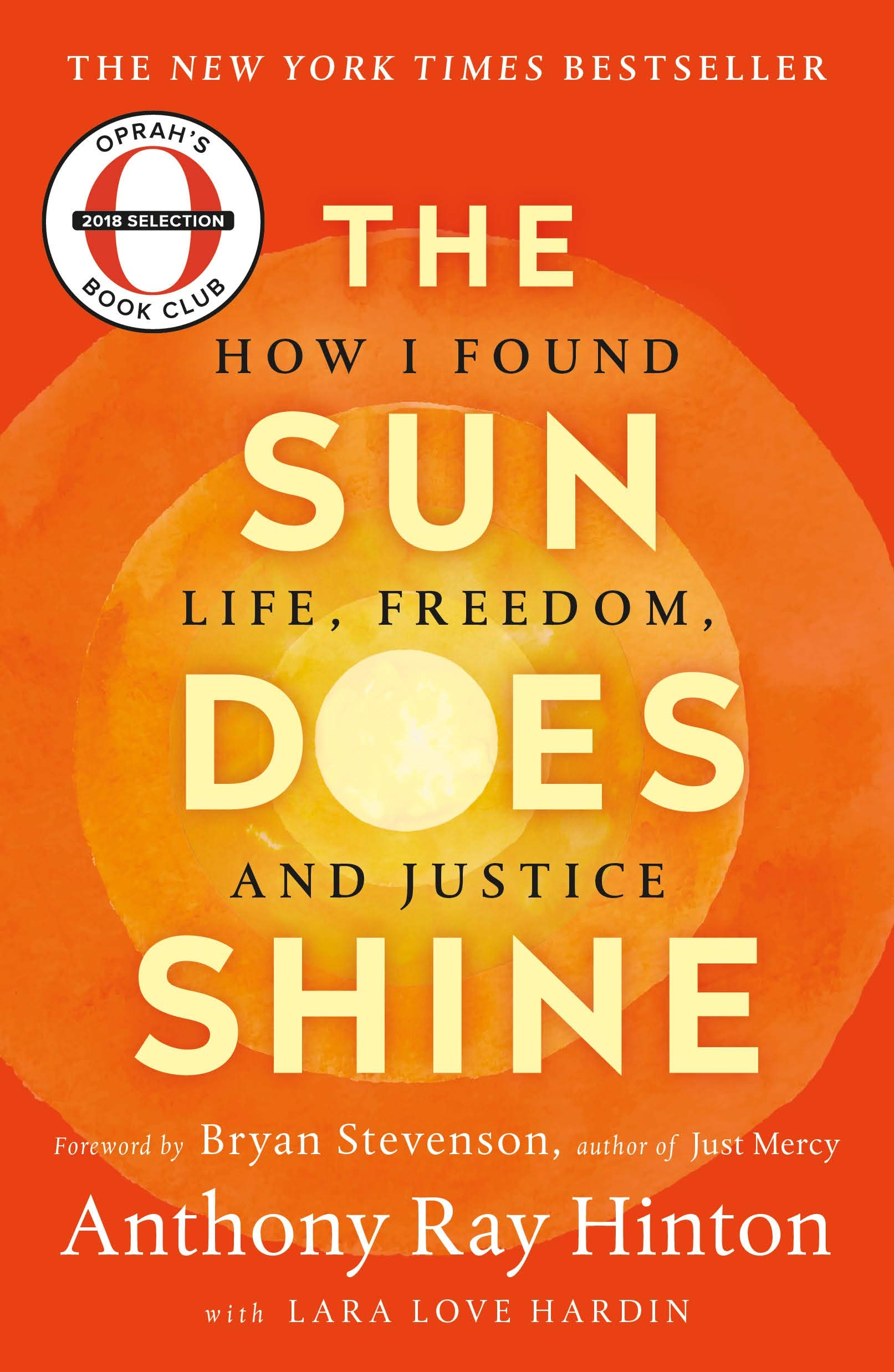The Sun Does Shine: An Evening with Anthony Ray Hinton