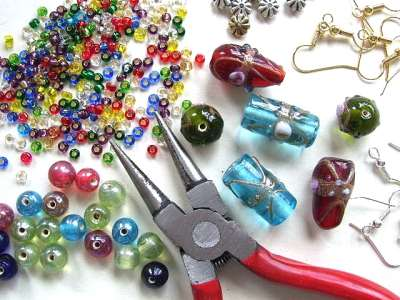 Teen and Adult Jewelry Making Workshop