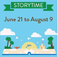 Friday Family Storytime
