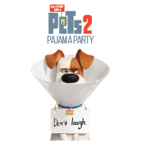 """Family Fun: """"The Secret Life of Pets 2"""" Pajama Party"""