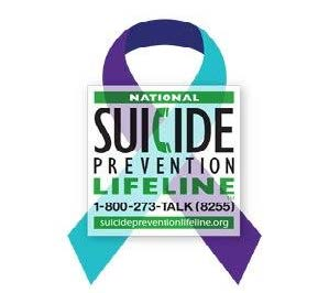 Resource Connect- Sept 12- Suicide Prevention Awareness