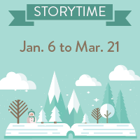 CANCELLED: Friday Storytime