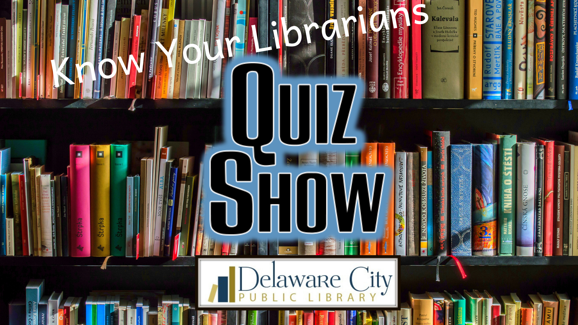 Know Your Librarians Quiz Show