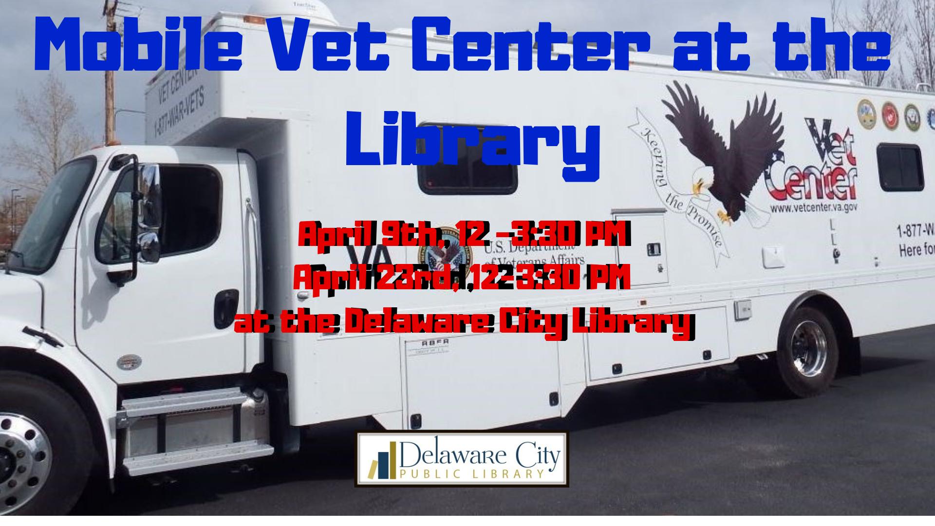 Mobile Vet Center Visit