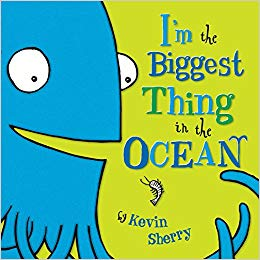 Crafty Story Time: I'm the Biggest Thing in the Ocean