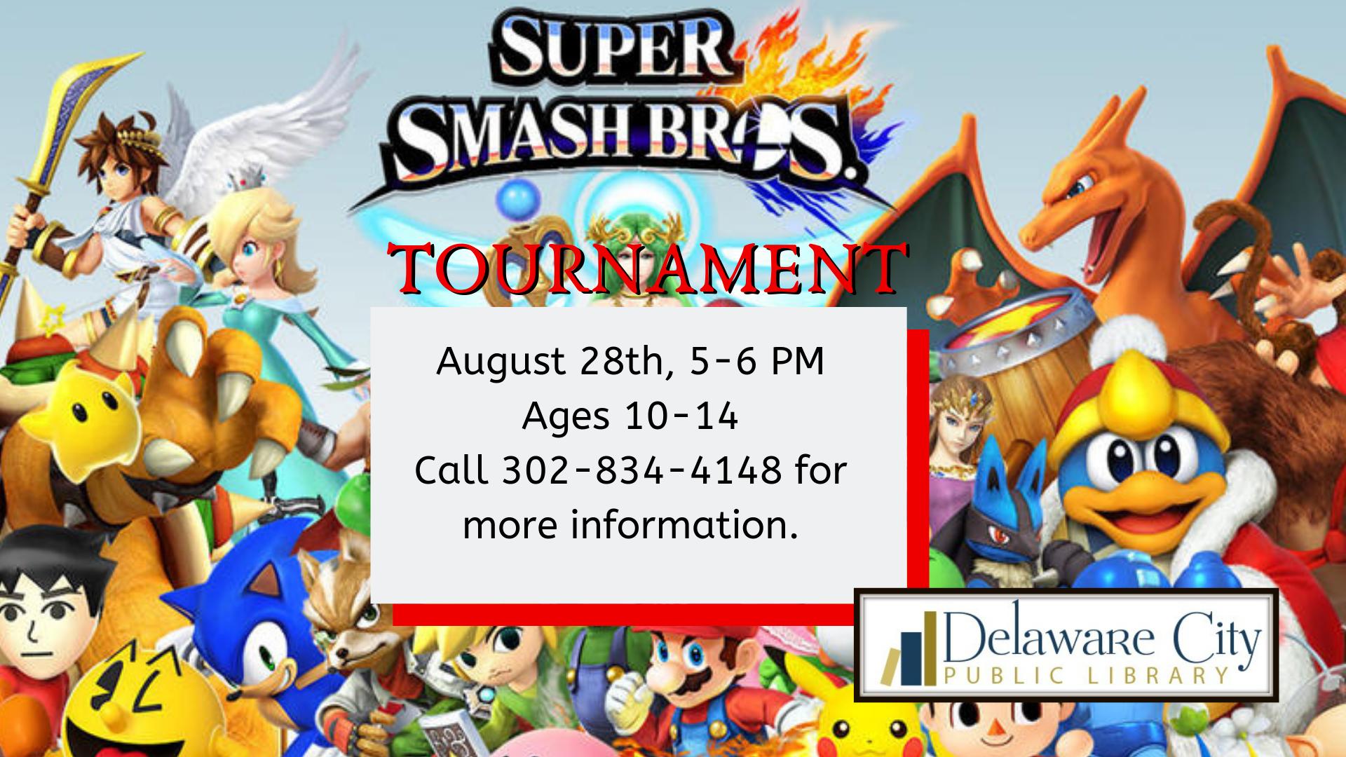 Super Smash Bros.™ Tournament