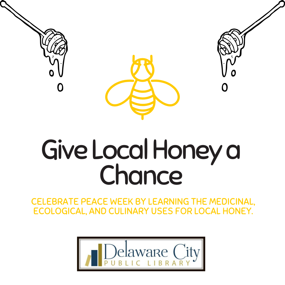 Give Local Honey a Chance