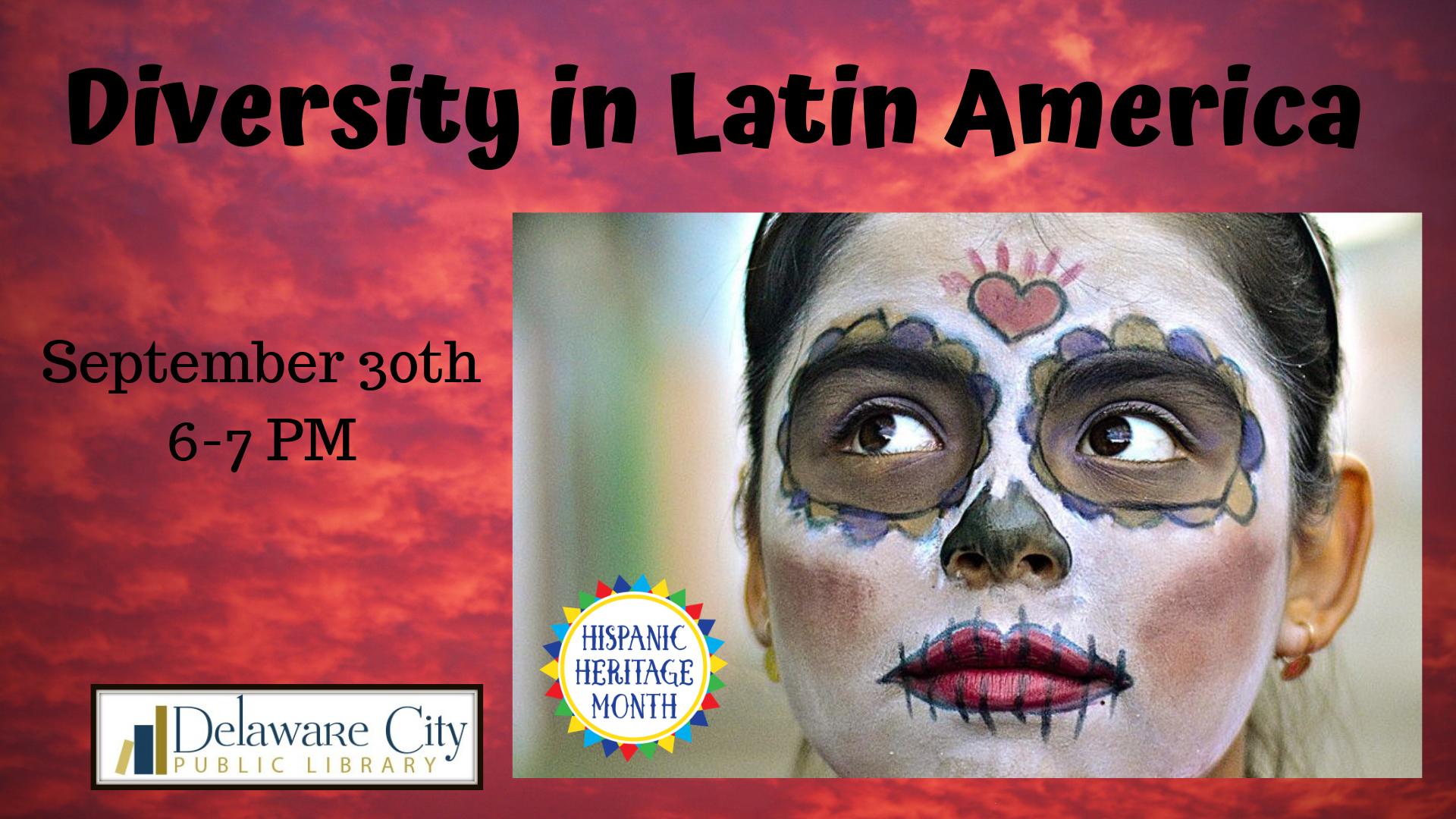 Diversity in Latin America