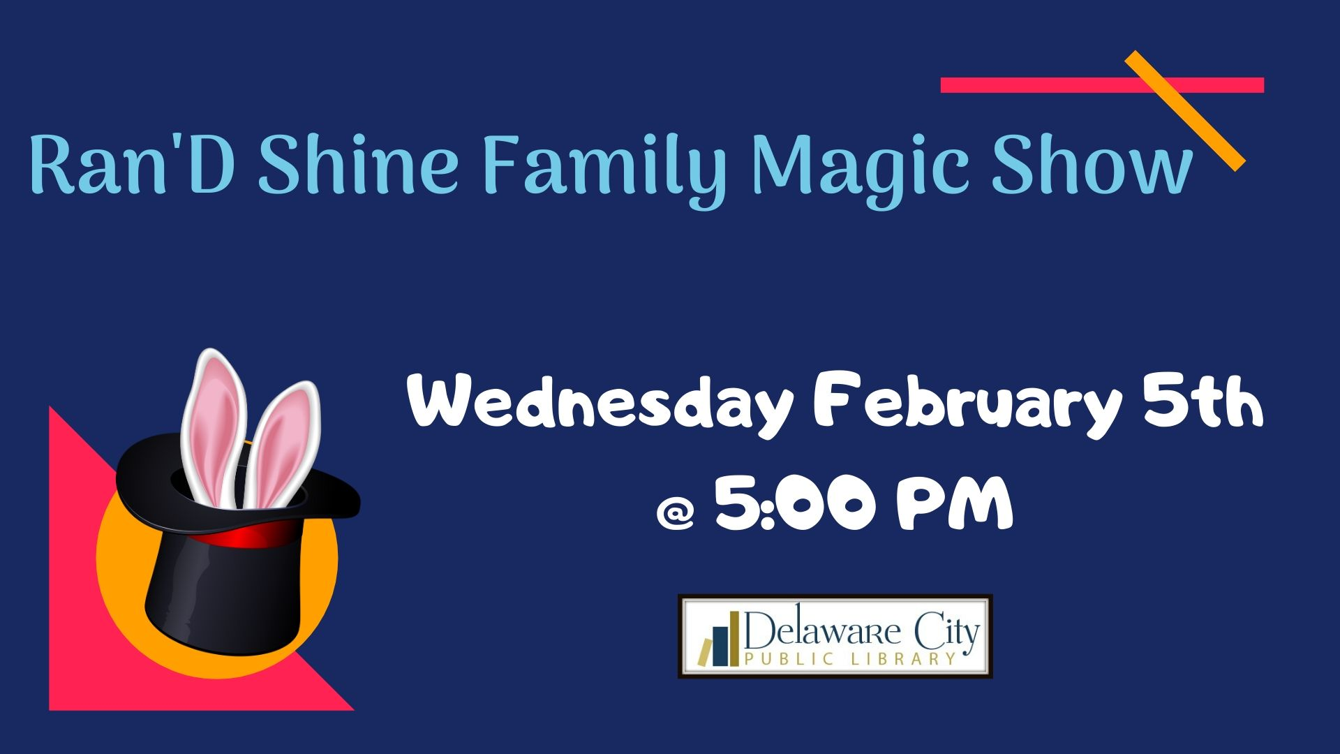 Ran'D Shine Family Magic Show