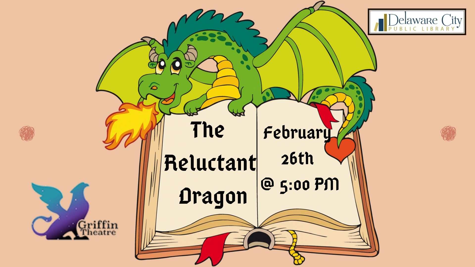 The Reluctant Dragon (Postponed: Date TBD)