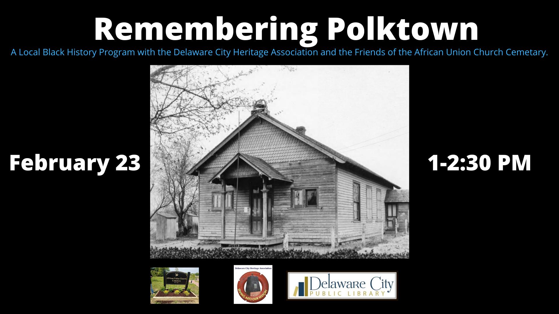 Remembering Polktown