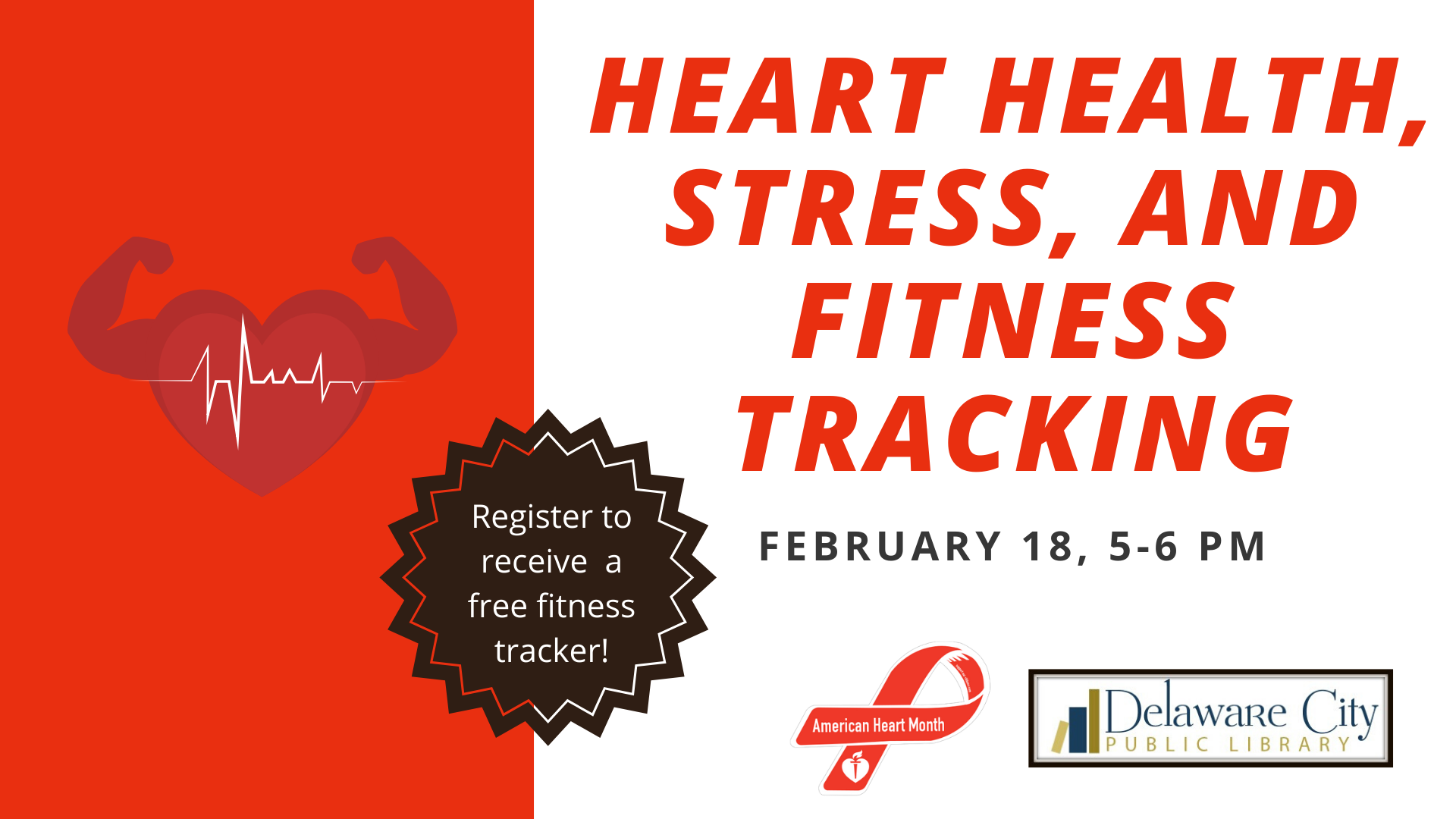 Heart Health, Stress, and Fitness Tracking