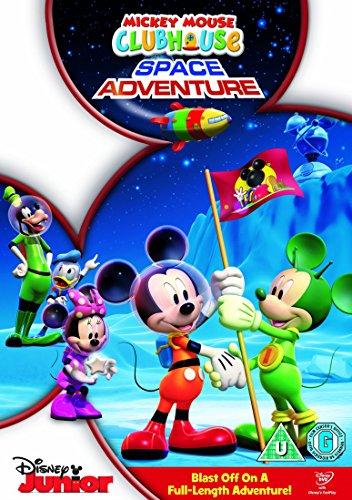 Lunch and a Movie - Mickey Mouse Clubhouse Space Adventure
