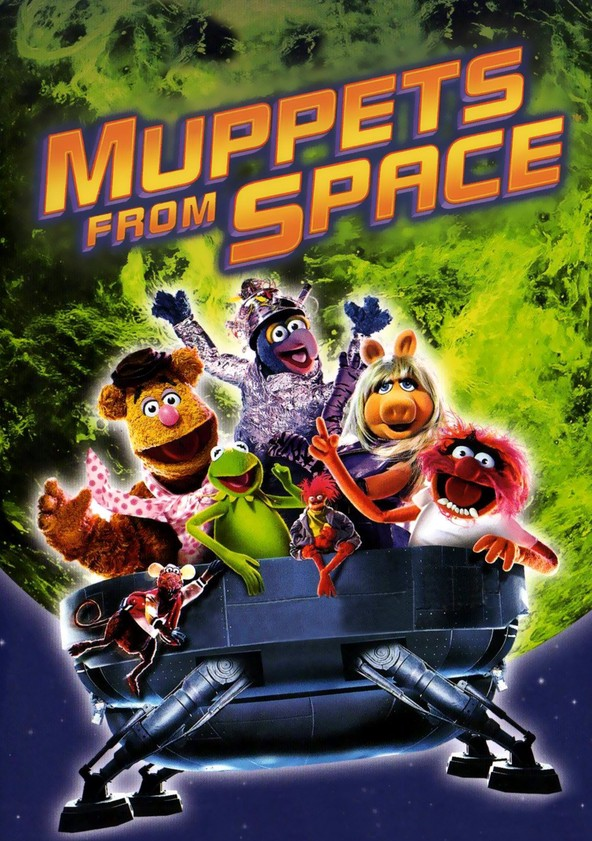 Lunch and a Movie - Muppets From Space