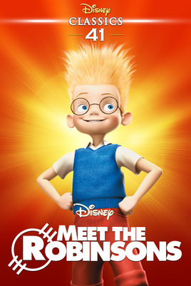 Lunch and a Movie - Meet the Robinsons