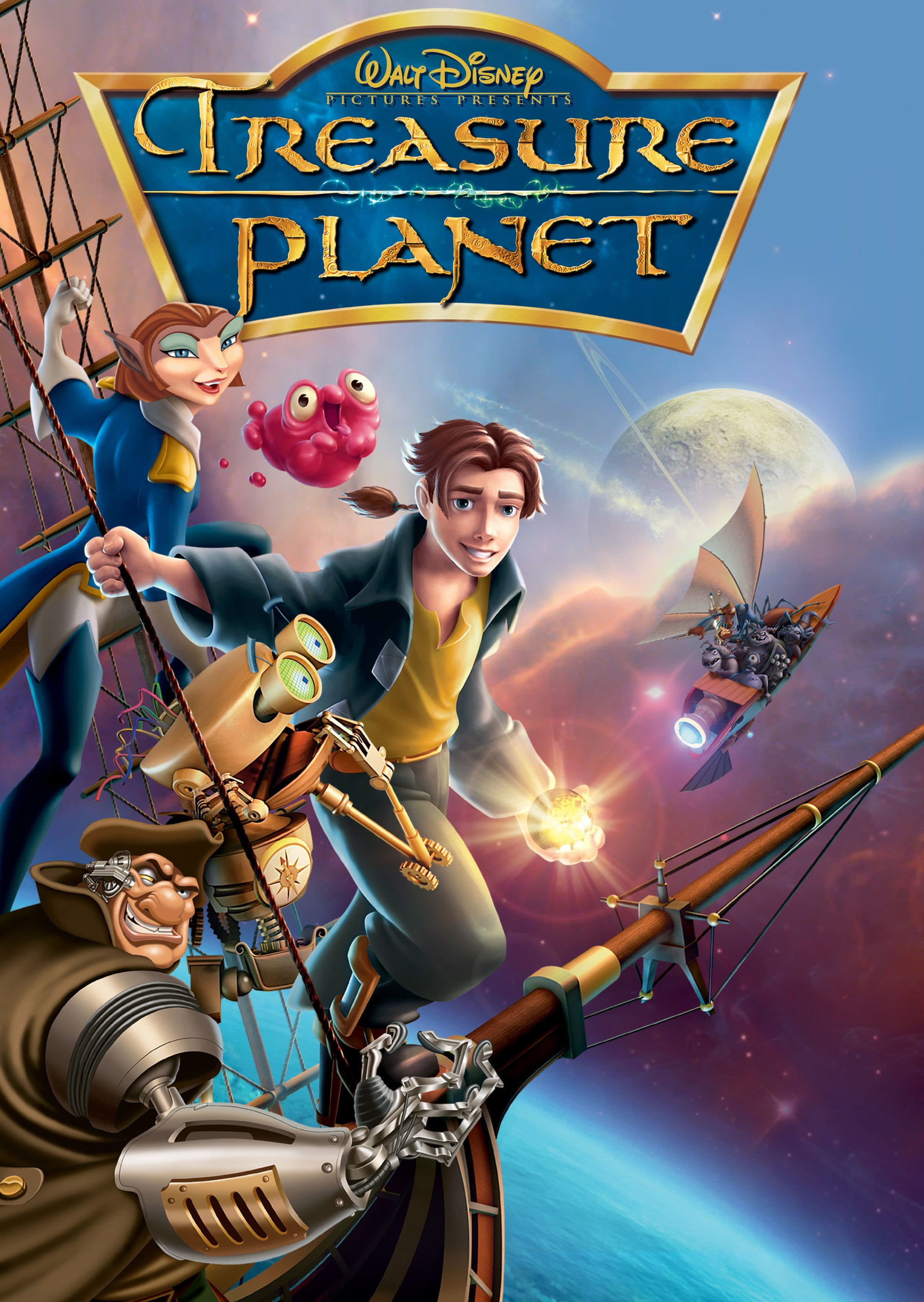 Lunch and a Movie - Treasure Planet