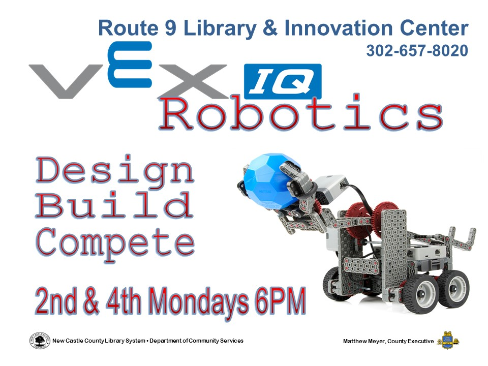 VEX IQ Robotics Club