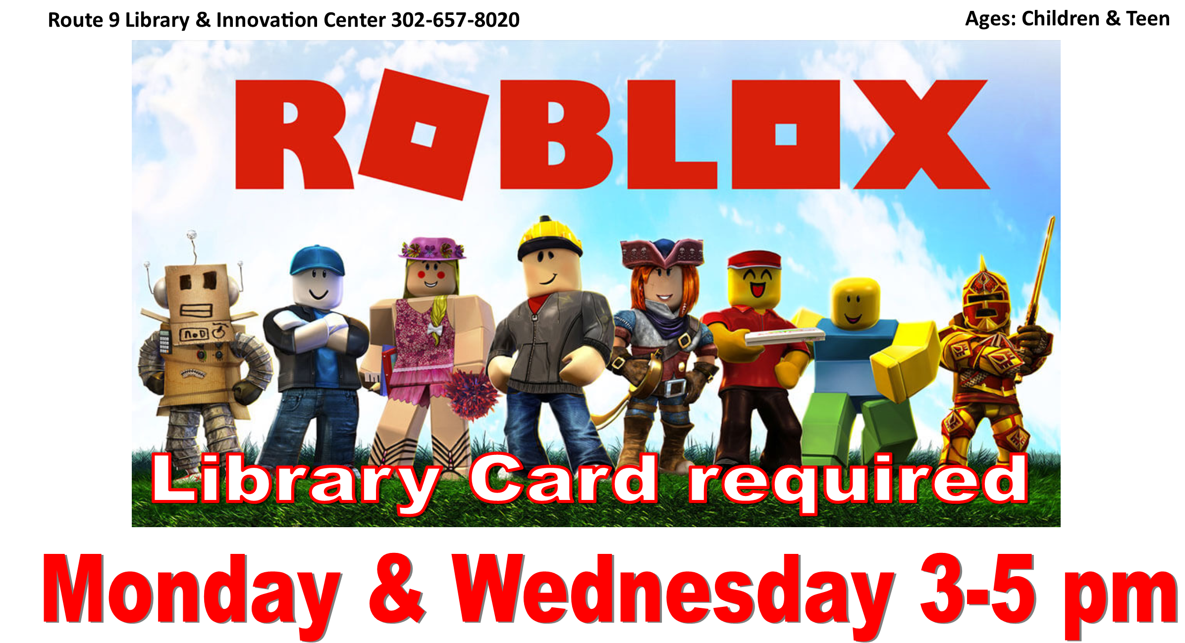 ROBLOX Group Play