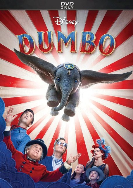 Family Movie Matinee-Dumbo (Live Action)