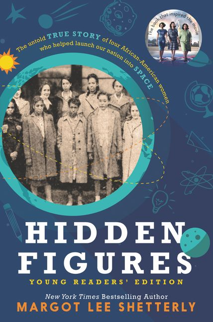 Family Book Club-Hidden Figures