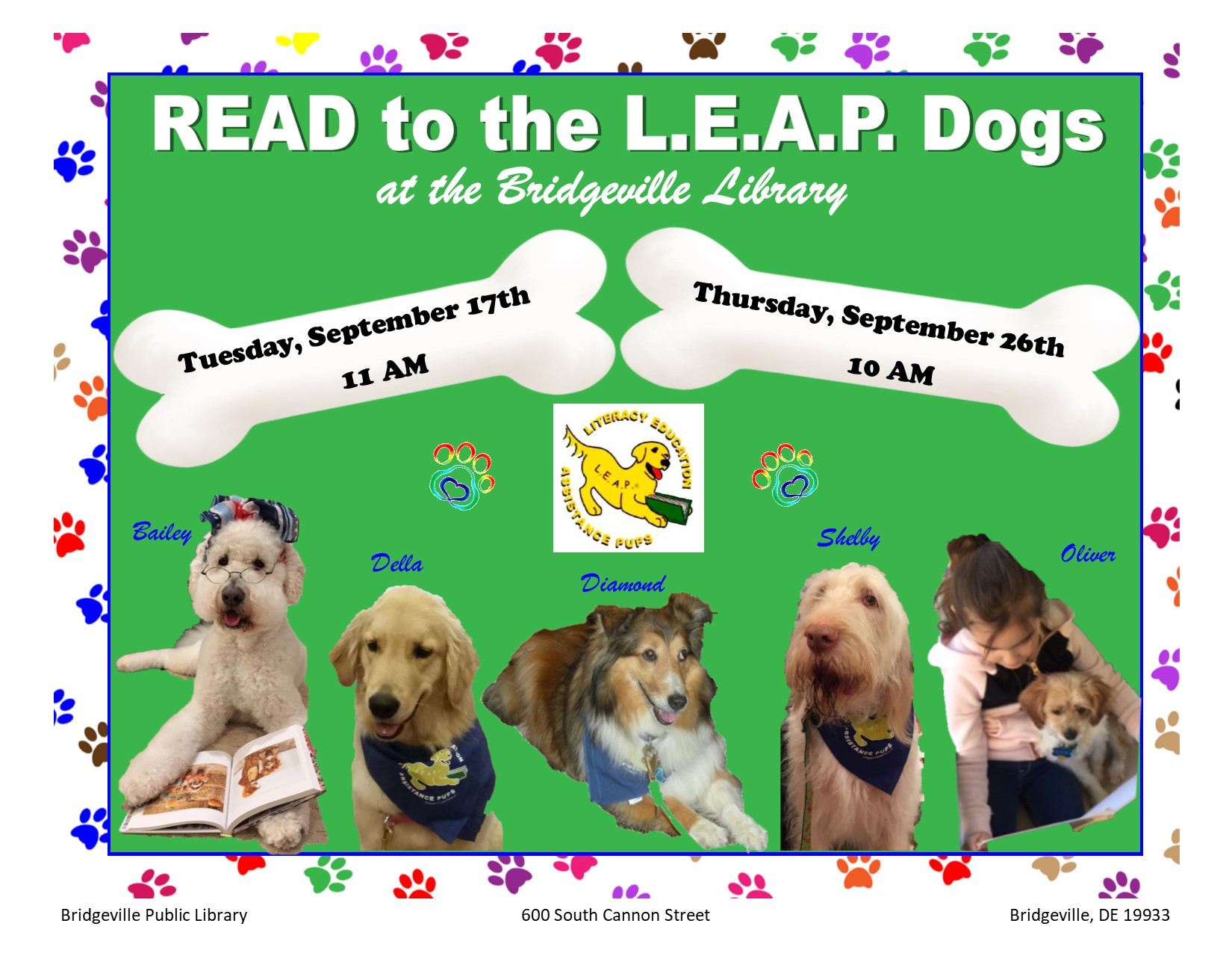 LEAP Dogs