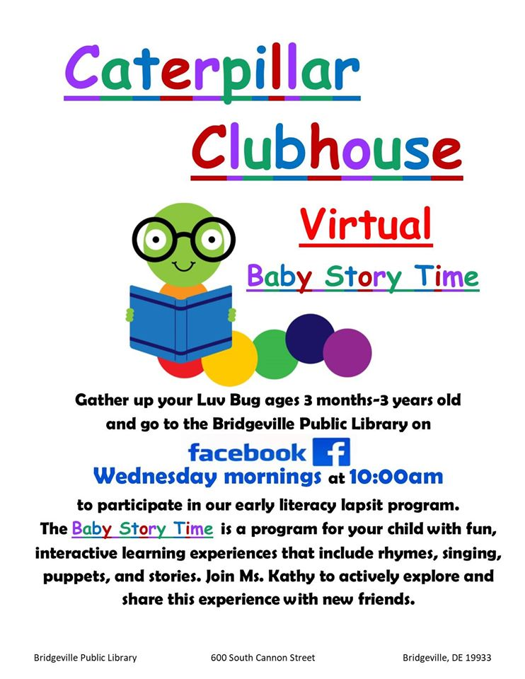 Virtual Caterpillar Clubhouse
