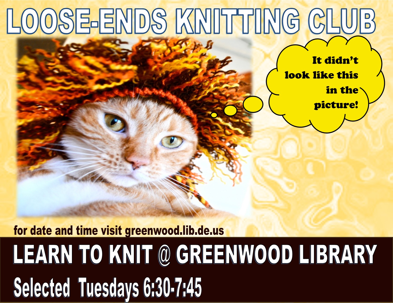 Loose-Ends Knitting Club
