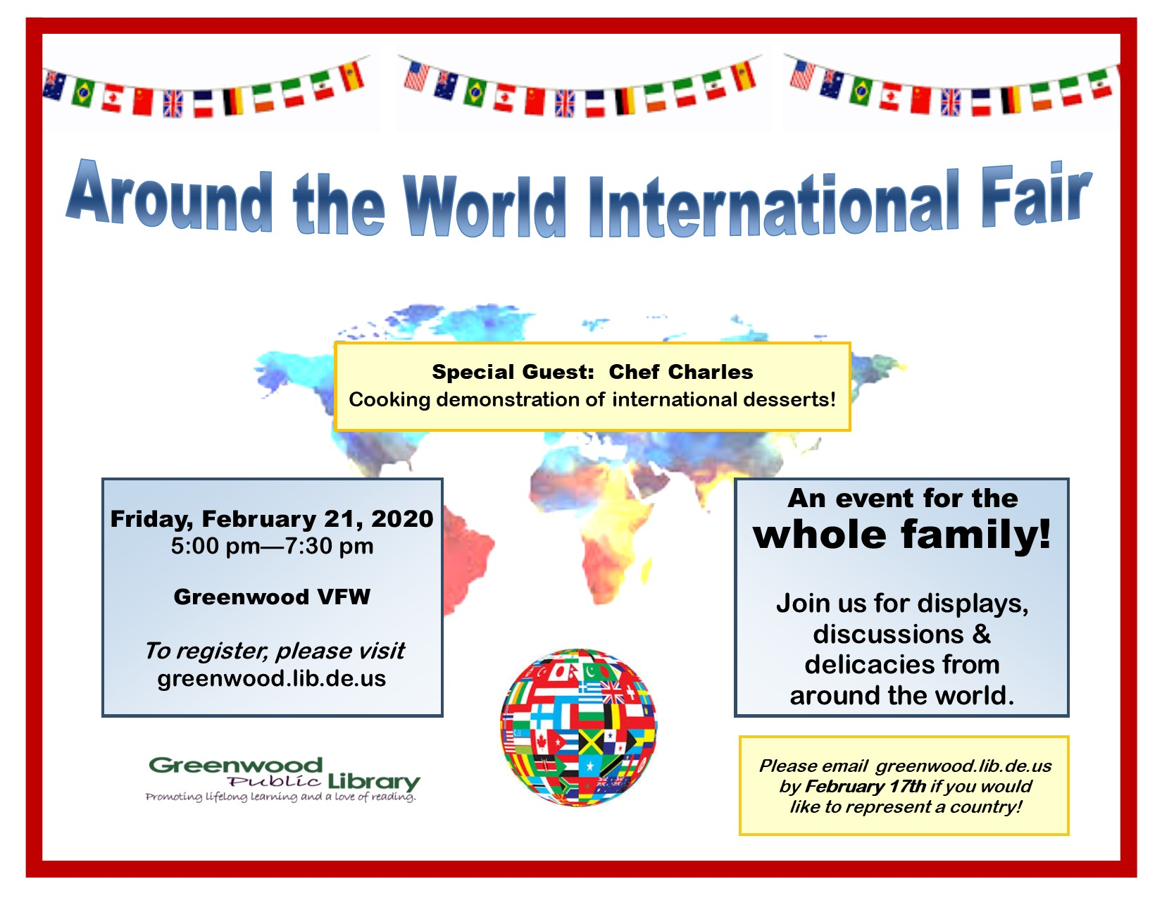 Around the World International Fair