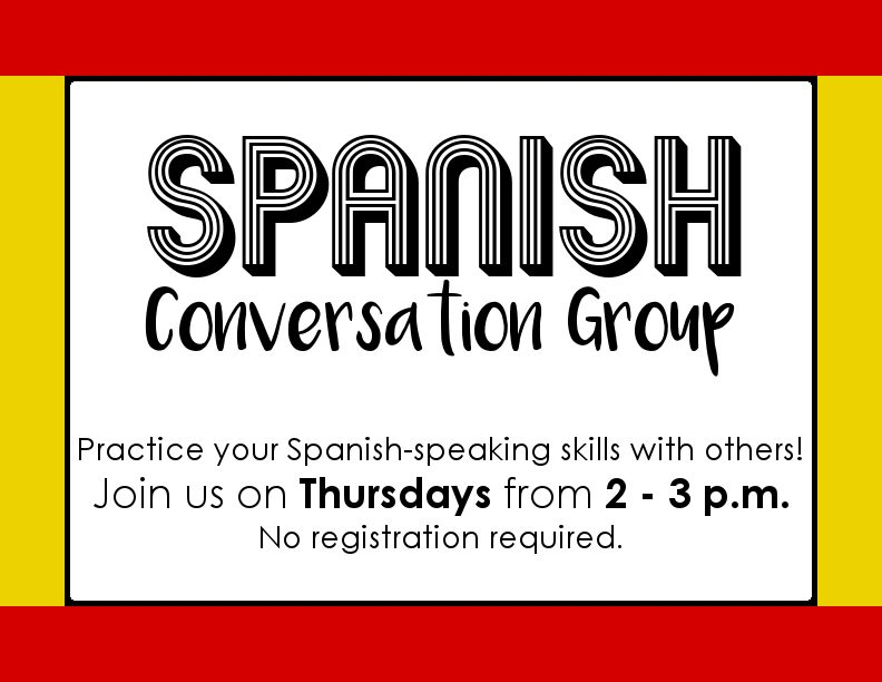 Spanish Conversation Group