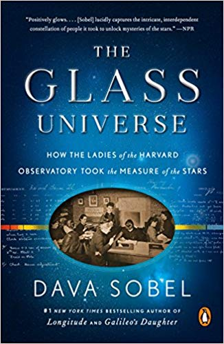 Author Presentation / Book Signing:  The Glass Universe