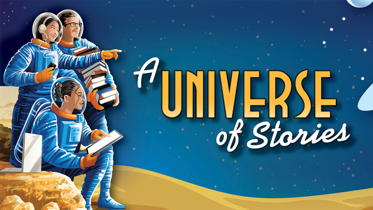 A Universe of Stories: screening of Moon Machines