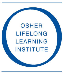 Osher Lifelong Learning Institute (OLLI) at the University of Delaware Display