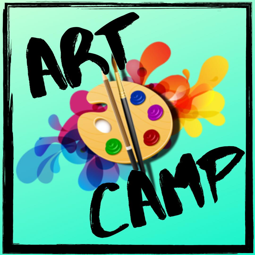 Virtual Art Camp, Ages 9 - 14