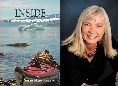 Kayaking Alaska's Inside Passage with Susan Marie Conrad