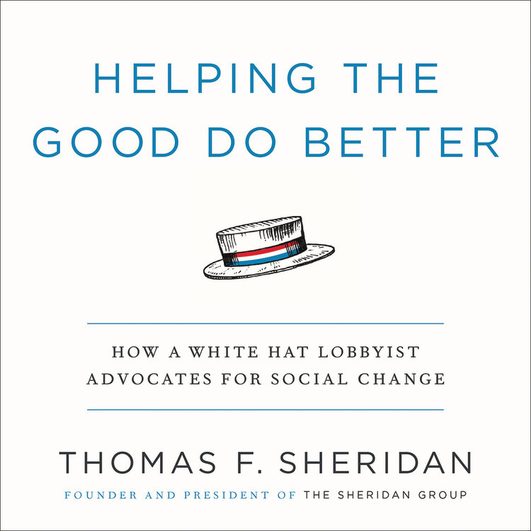 Taking a Stand Lecture Series: Tom Sheridan | Helping the Good Do Better