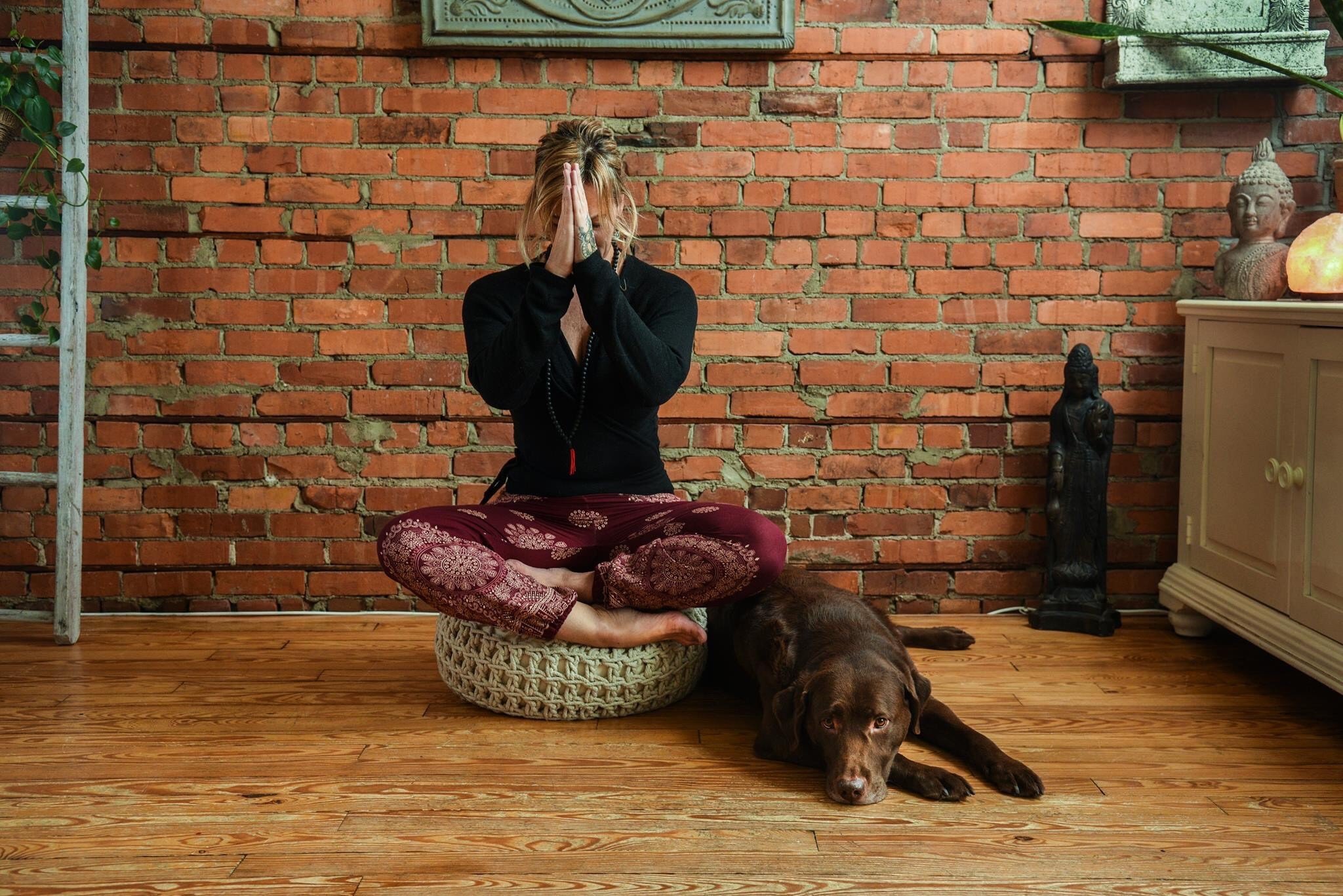 Yoga for Anxiety | A Community Class for Awareness