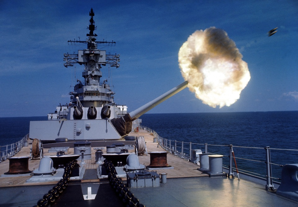 The Battleship USS New Jersey - An Illustrated History