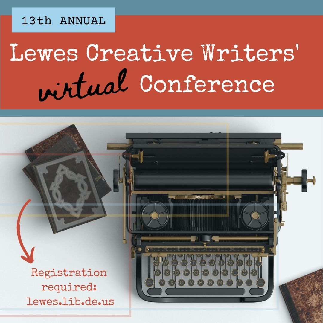13th Annual Lewes Creative Writers Virtual Conference