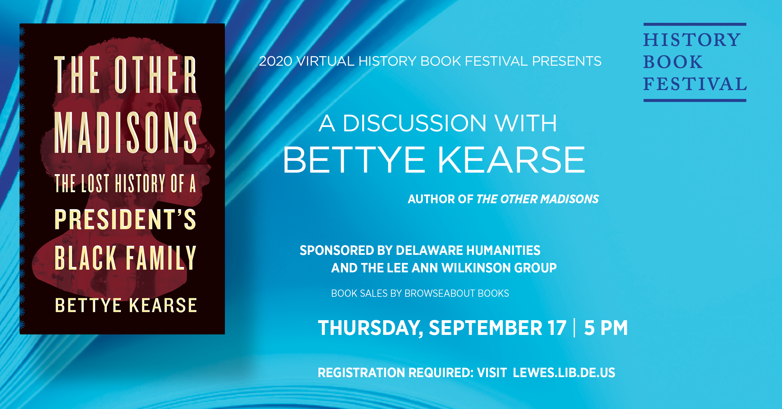 History Book Festival presents Bettye Kearse | The Other Madisons