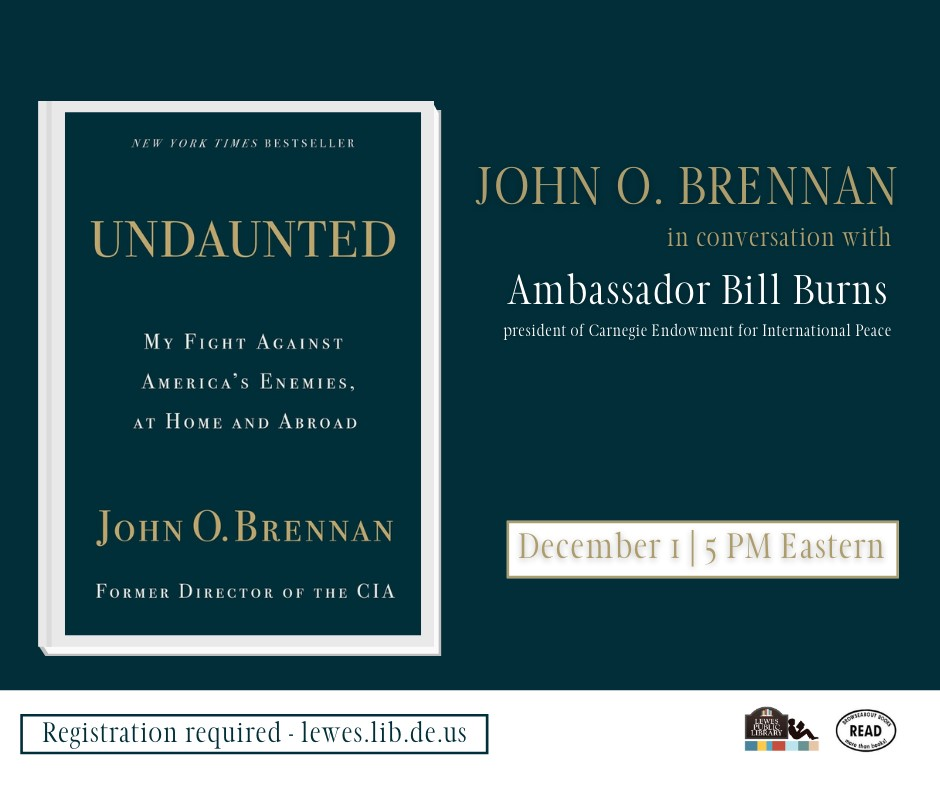 Conversation with John O. Brennan | Undaunted