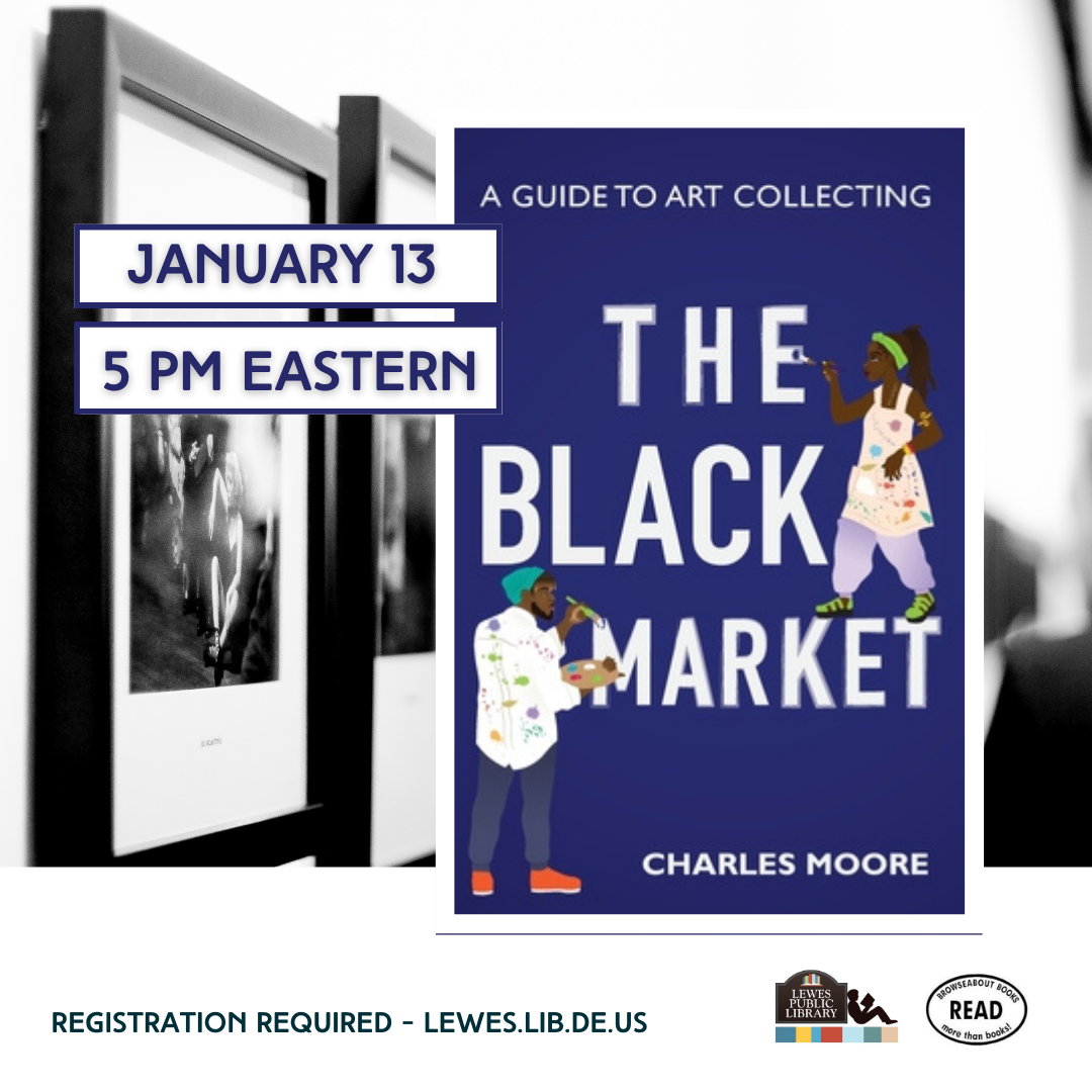 Conversation with Charles Moore | The Black Market