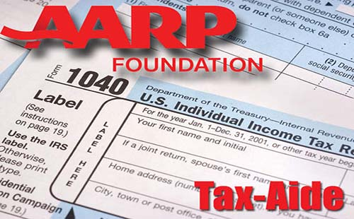 AARP Foundation Tax-Aide Preparation