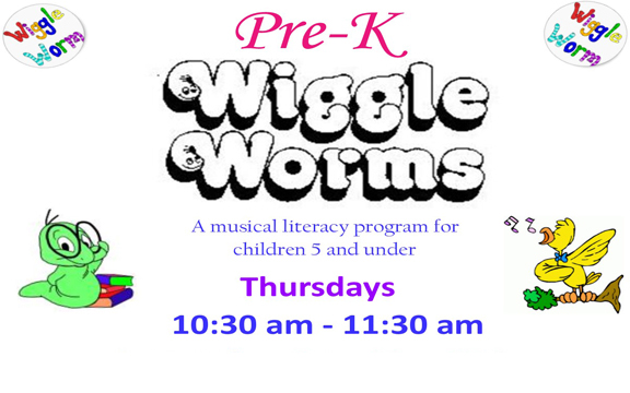 Wiggle Worms