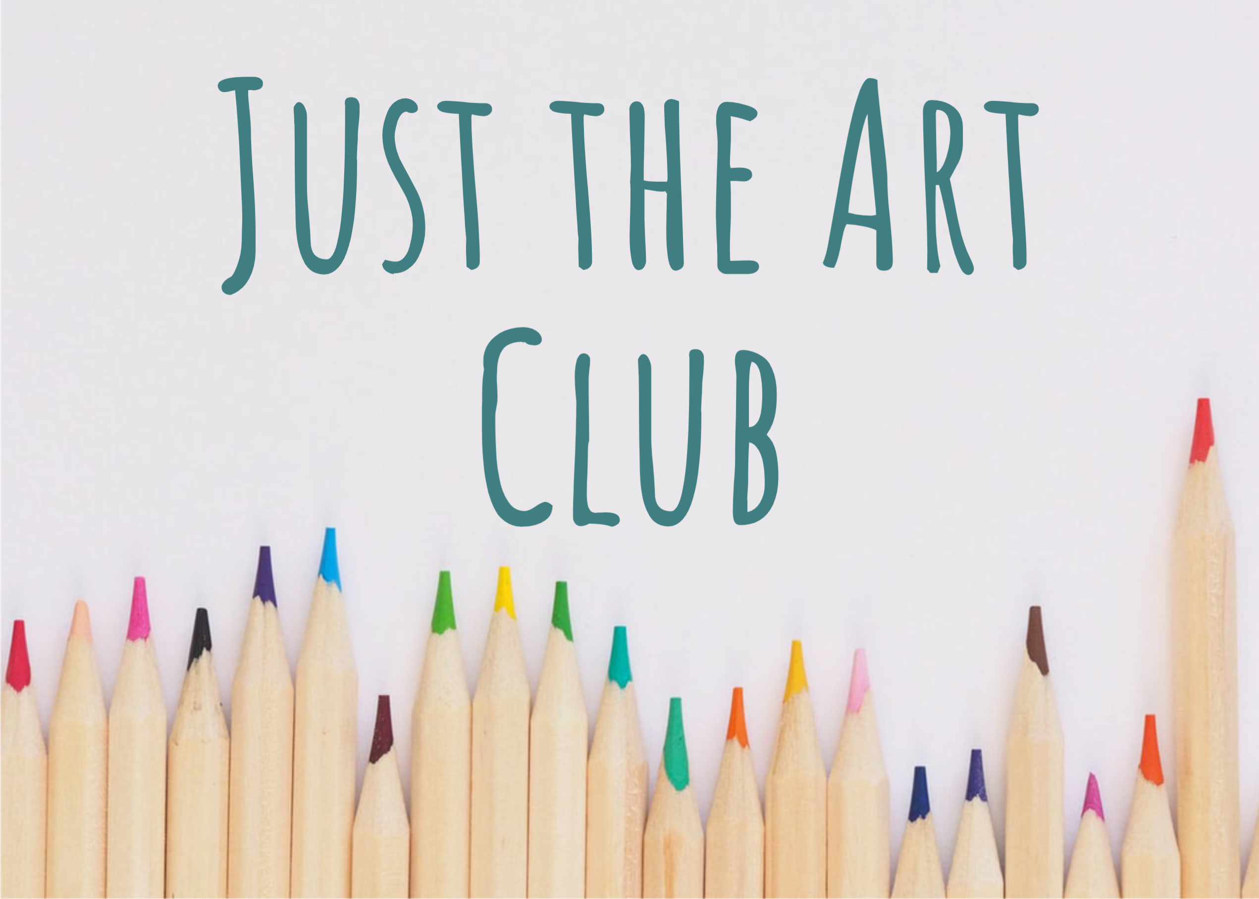 Just the Art Club Milford Library
