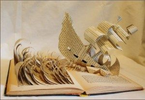 Meet Jodi Porter: Book Sculptor (virtual meet & greet)