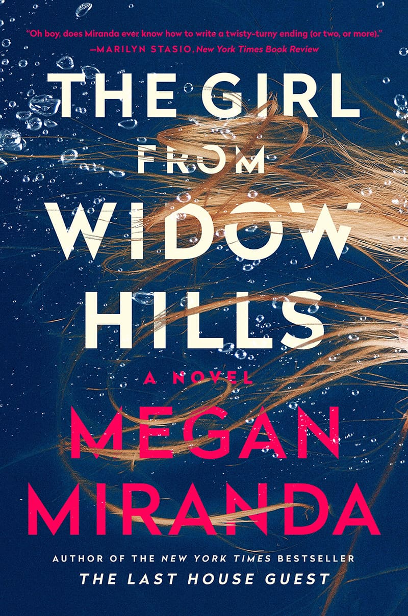 Lunchtime with Megan Miranda | The Girl from Widow Hills