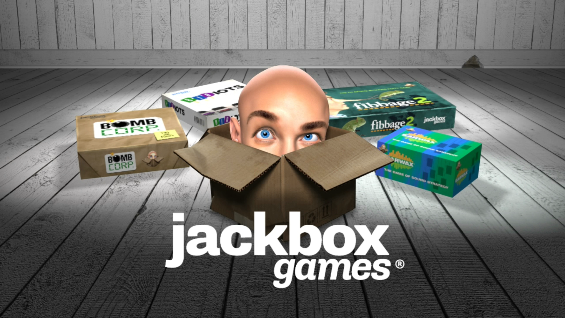 CANCELLED Teen Jackbox Games with the Dover Public Library